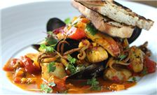 the C's Cioppino