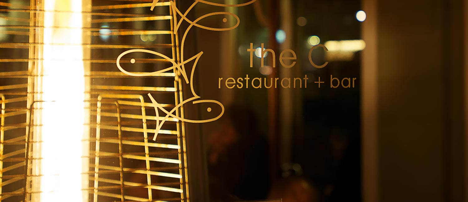 Contact with The C restaurant + bar